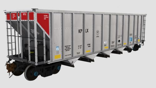KPLX 6100-6234 FCA Autoflood 3 5-Bay Hopper