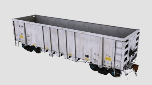 VULX 5301-5600 National Steel Car 2500cf Aggregate Gondola